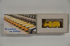 12 ) BUB 1:87 Bubmobile 010468 VW T1  - Deutsche Post -   in OVP