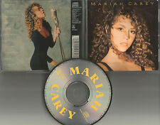 MARIAH CAREY Rare ORIGINAL Self Title JAPAN PRESSING CSCS5253 CD 1990 USA seller