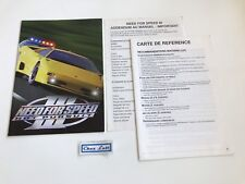 Notice - Need For Speed III 3 Hot Pursuit - PC - FR