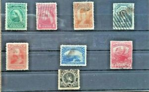 NEWFOUNDLAND MINT & USED STAMPS