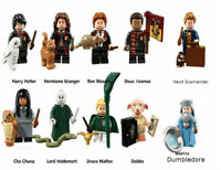Harry Potter Mini Figure Fantastic Beasts Dumbledore Dobby custom minifigures