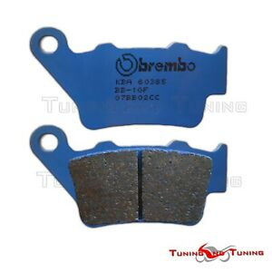 Pasticche Freno Posteriore BREMBO Per HONDA NX DOMINATOR 650 1997>2004  07BB02CC
