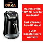 Arzum Okka Minio Automatic Turkish Greek Coffee Machine Maker Pot USA 120V UL