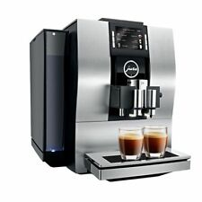 JURA 15093 1450W Automatic Coffee Machine - Silver