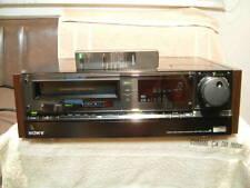 SONY EDV9000 ED beta operation beauty product Deck Cassette Recorder Japan F/S