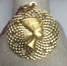 [2006] 14kt Solid Yellow Gold 24mm Medal made in Italy
