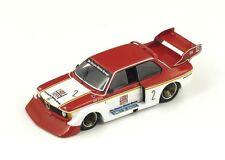 """BMW 320 Gr.5 #2 H.-J. Stuck """"Winner Macau Race"""" 1980 (Spark 1:43/ SA067)"""