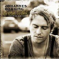"JOHANNES OERDING ""ERSTE WAHL"" CD DELUXE EDITION NEU"