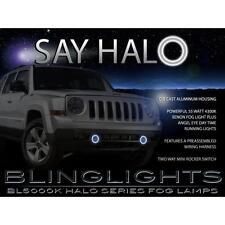 Halo Fog Lights Kit (White) for 2007 - 2016 Jeep Patriot