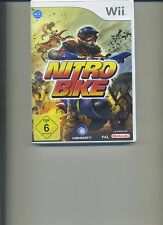 Nitro Bike - Nintendo Wii Ubisoft Videospiel