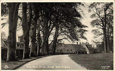Great Barrington near Burford. The Park Drive # G.B.28 by Tuck.