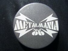 Metalmania 1986  pin