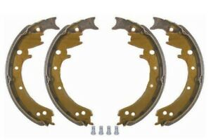 3EB-30-31150 SET OF 4 NEW BRAKE SHOES FOR KOMATSU FORKLIFT