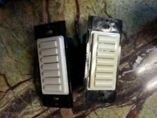 ❶ Lutron STWD Keypad + Color Choice Button Kit STWD-6BRL-WH QS +Homeworks HW