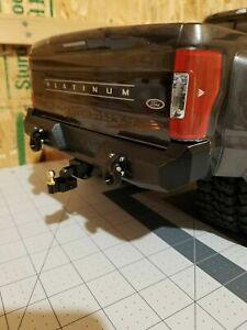 1/10 S SCALE CEN RACING F450 REAR BUMPER KIT FOR STOCK BODY SCALE CRAWLER MODEL