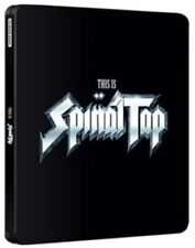 This Is Spinal Tap (30th Anniversary Steelbook Edition)  [1984] BLU-RAY Up To 11