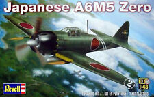 Revell 1/48 Japanese A6M5 Zero  Plastic Model Kit 85-5267