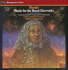 LSO/MACKERRAS - Handel/Music for the Royal Fireworks/Concertos. New LP + sealed