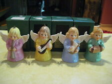 "Vintage Goebel ""Annual Angel Bell Ornaments"" (1976/1977/1978 &1979)"
