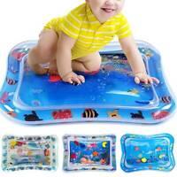 Broadroot Baby Kinder Wasser Spielmatte Aufblasbare Wassermatte Bauch Tummy Time