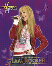 Hannah Montana Póster Decoración Pared Glam Balancín Mini 40 x 50cm 708