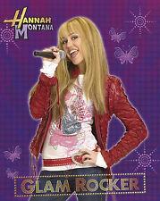 Hannah Montana Poster Wall Art Glam Rocker Decor Mini 40 x 50cm 708