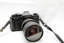 Yashica Kyocera FX-3 Super 2000, 35mm SLR camera & 28-80mm DSB Zoom Lens