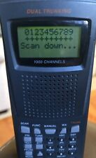 Radio Shack Pro 95 20-525 1000 Channel Dual Trucking Scanner!