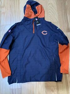Nike NFL Player Chicago Bears Light Weighted Jacket Sz M BNWT NKCC-051Y Rare