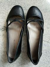 Tamaris Schuhe Ballerina schwarz Gr. 37 Neu