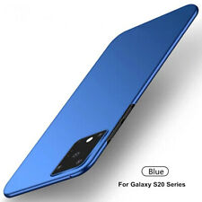 For Samsung Galaxy S20 Ultra S20+ S20 Skin Ultra Slim Matte Hard Back Case Cover