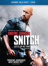 Snitch (Blu-ray 2013)