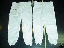 2-pk Reebok Premium Baseball Pants White Youth Small S