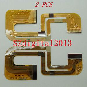 "2PCS/ ""FP-573"" NEW LCD Flex Cable For Sony DCR- DVD610E DVD710E DVD810E"