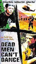 Dead Men Can't Dance (VHS, 1997) BRAND NEW, SEALED...Michael Biehn...095