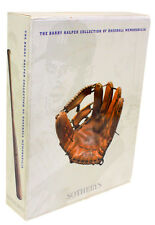 1999 Barry Halper Baseball Collection Sotheby's Catalog Set