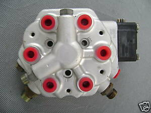 Mercedes 124 126 REBUILD Fuel Distributor 300 300E SE 0438101012 w124 w126 w201