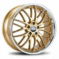 "Alloy Wheels 18"" 190 For 5x108 Ford Kuga Mondeo S Max Transit Connect Gold"