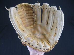 Vtg 1980s Rawlings GJ555 Reggie Jackson Signature Model Baseball Glove