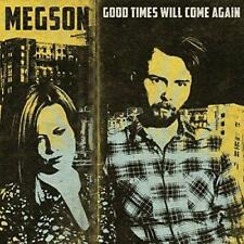 Megson - Good Times Will Come Again (NEW CD)