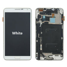 LCD Display Touch Screen Digitizer Frame For Samsung Galaxy Note3 N9005 Replace