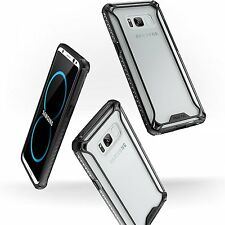 For Samsung Galaxy S8 Case Poetic Affinity Shockproof Case Bumper Protective BLK