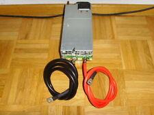 Netzteil Trafo Netzgerät 13,50 V 100 A 13,5V Regelbar 11-13,5V Steuergerät Auto