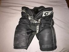 "CCM Tacks 492 Boys Hockey Pants M101YT HP492 BK L Size 26"" Waist"