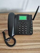 Fixed Wireless Phone Terminal GSM Desk Phone SIM Card Mobile Desktop Telephone