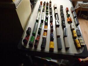 Thomas the Tank ERTL Trains & Carriages Vintage Die Cast Bundle Job lot of 51