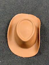 Marx Jamie/Jay West Brown Hat - Vintage Cowboy Toy Figure Accessory