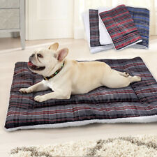 Durable Pet Beds for Medium Large Dogs Cat Mat Sofa Cushion for Crates Washable