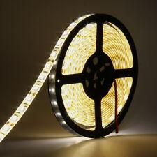 SUPERNIGHT® 5M 5050 60LEDs/M Warm White 300 LED Light Strip Waterproof DV 12V
