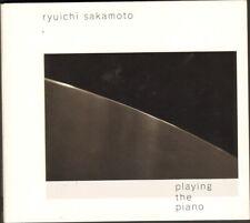 RYUICHI SAKAMOTO Playing the Piano CD DIGIPACK Merry Christmast Mr Lawrence ao
